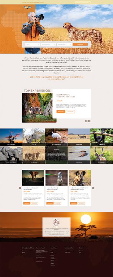 Creative Sanctum - African Ubuntu Safaris