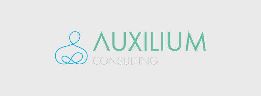 Auxilium Consulting - Logo Design