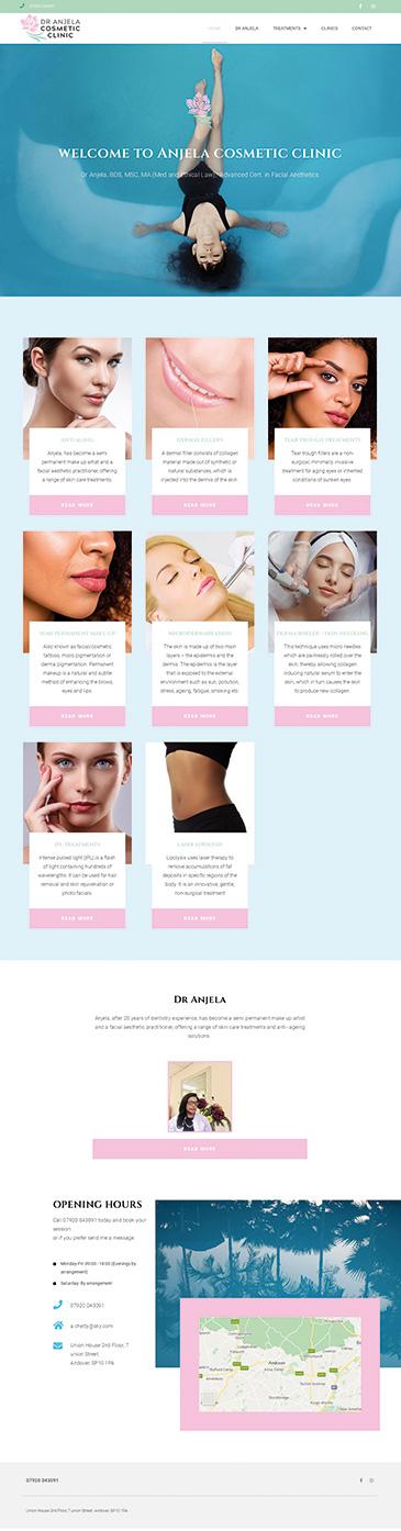Creative Sanctum - Dr Angela Cosmetic Clinic